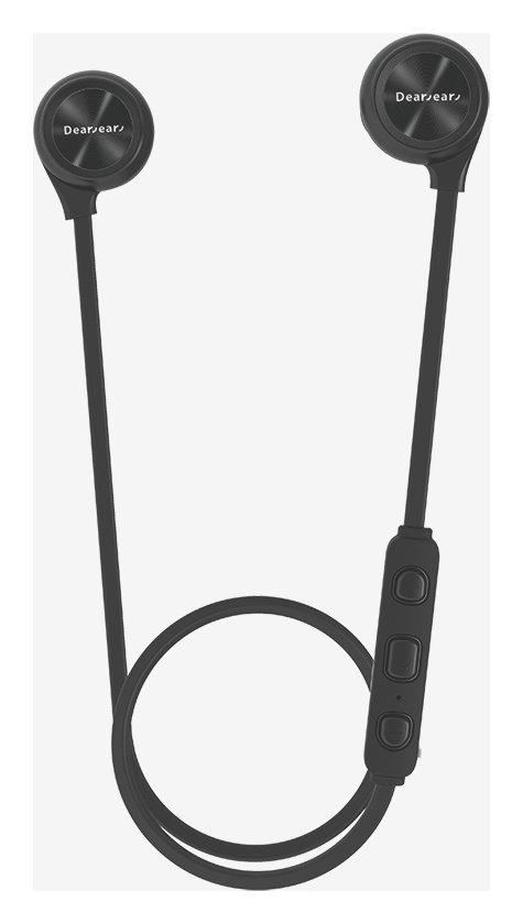 Image of Dearear Buoyant DEW02 In-Ear Wireless Heaphones - Black