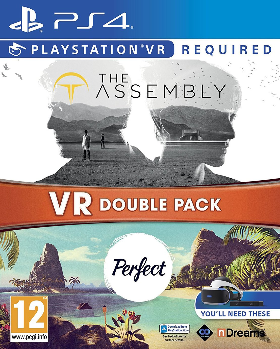 The Assembly Perfect PS VR Game (PS4)