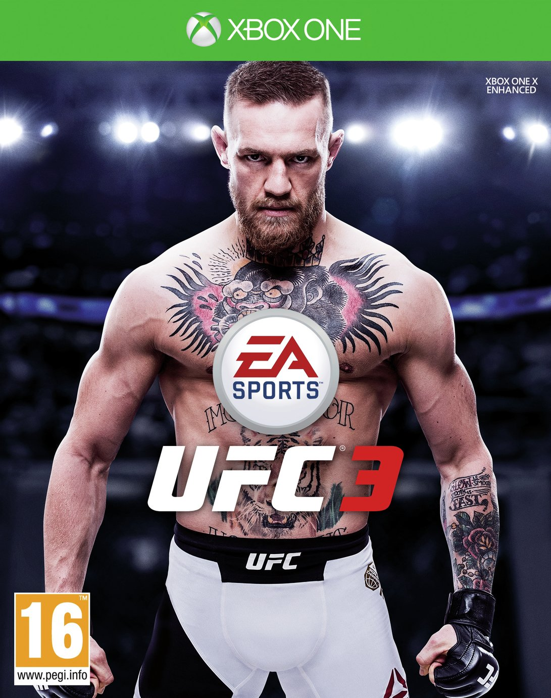 UFC 3 Xbox One Game