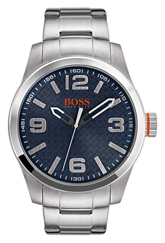 Hugo Boss Orange Paris Three Hand 1550050 Watch
