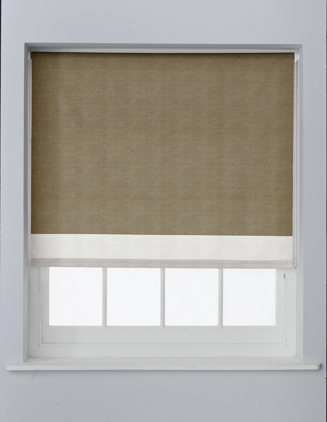 Buy Argos Home Dublin Roller Blind 4ft Stone Blinds Argos