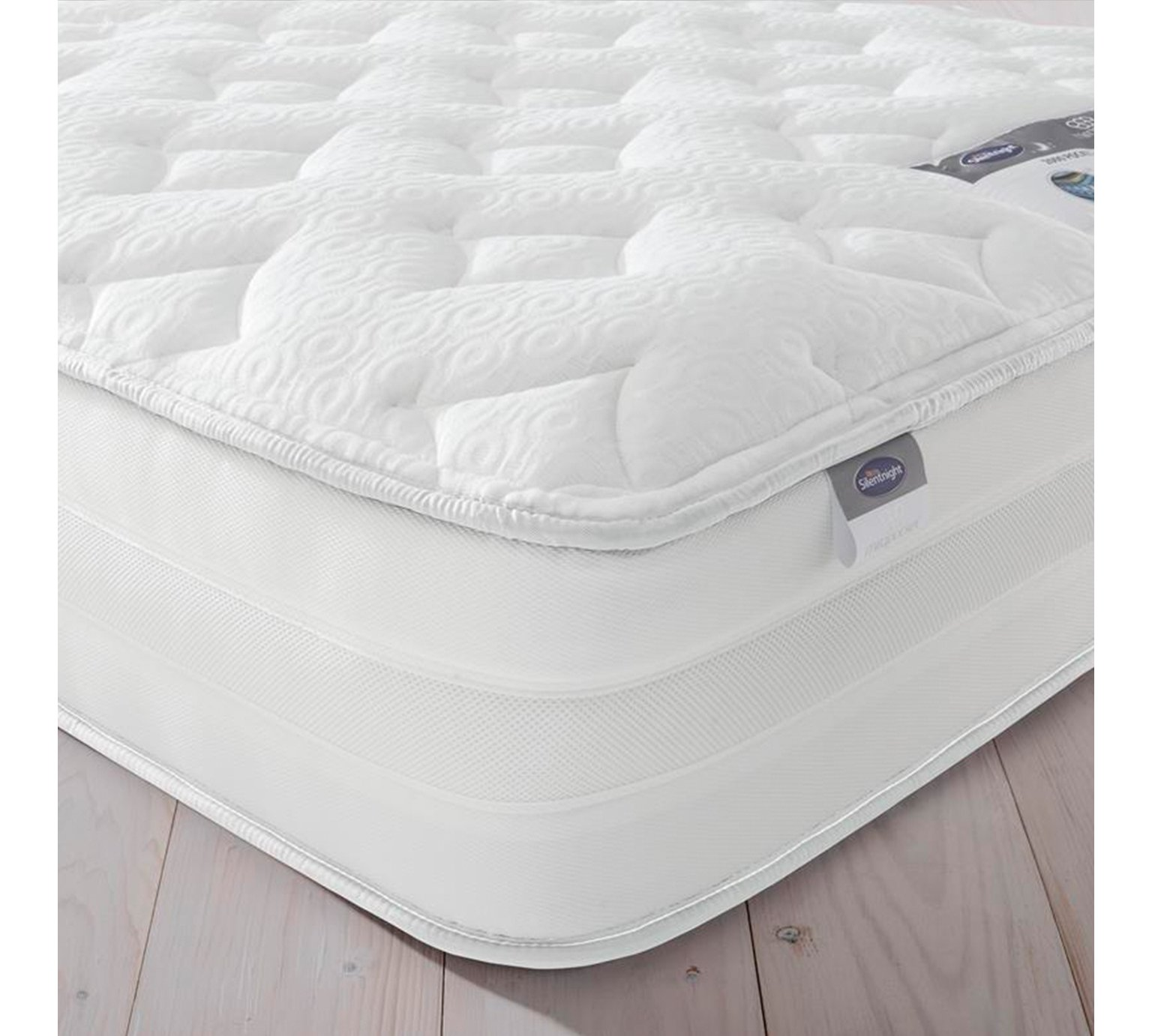 Silentnight 2000 Pocket Memory Single Mattress
