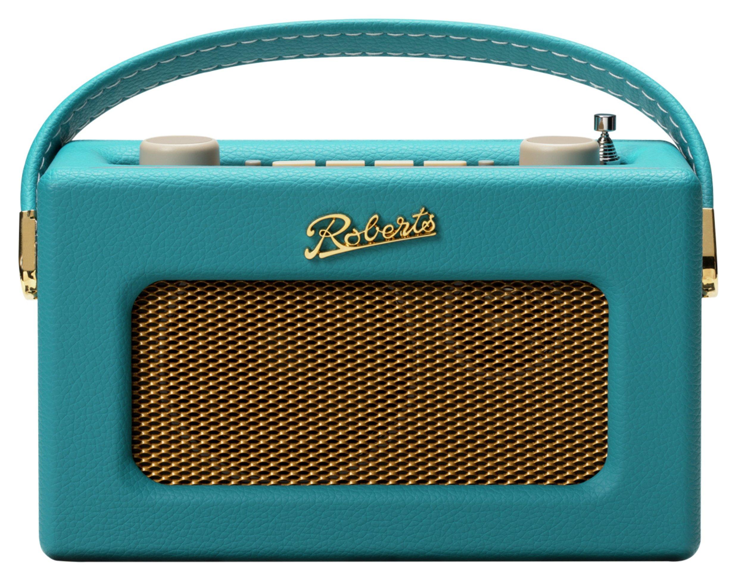 Roberts Revival Uno DAB / DAB+ / FM Radio - Blue