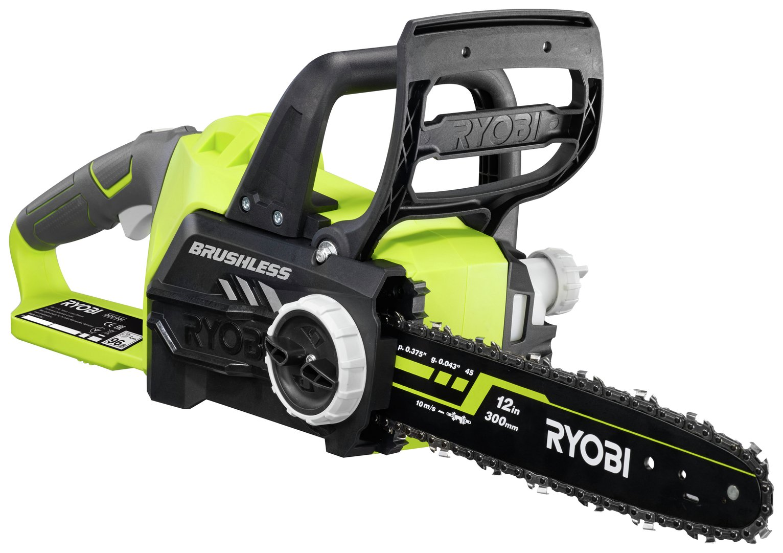 Ryobi OCS1830 30cm Cordless Bare Chainsaw - No Battery at Argos