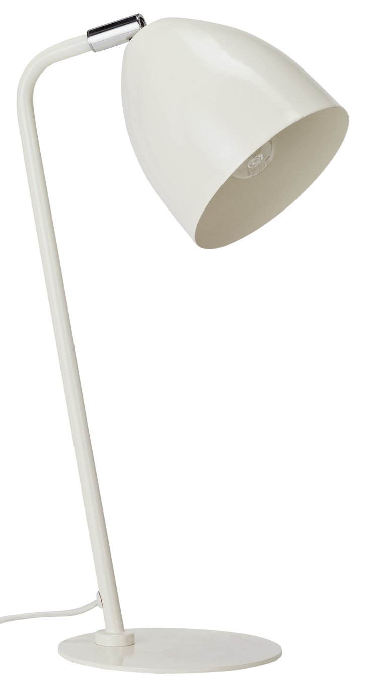 Image of Collection Metal Table Lamp - Cream Pastel