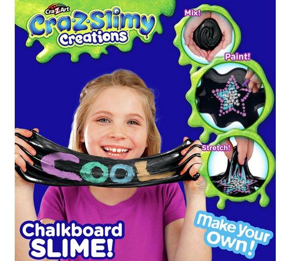 Buy Cra-Z-Slime Chalk Kit | Toy craft kits | Argos