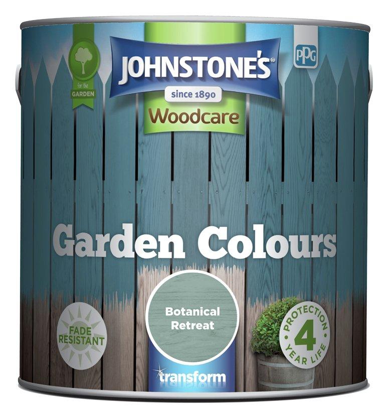 Johnstone's Garden Paint 2.5L - Botanical Retreat