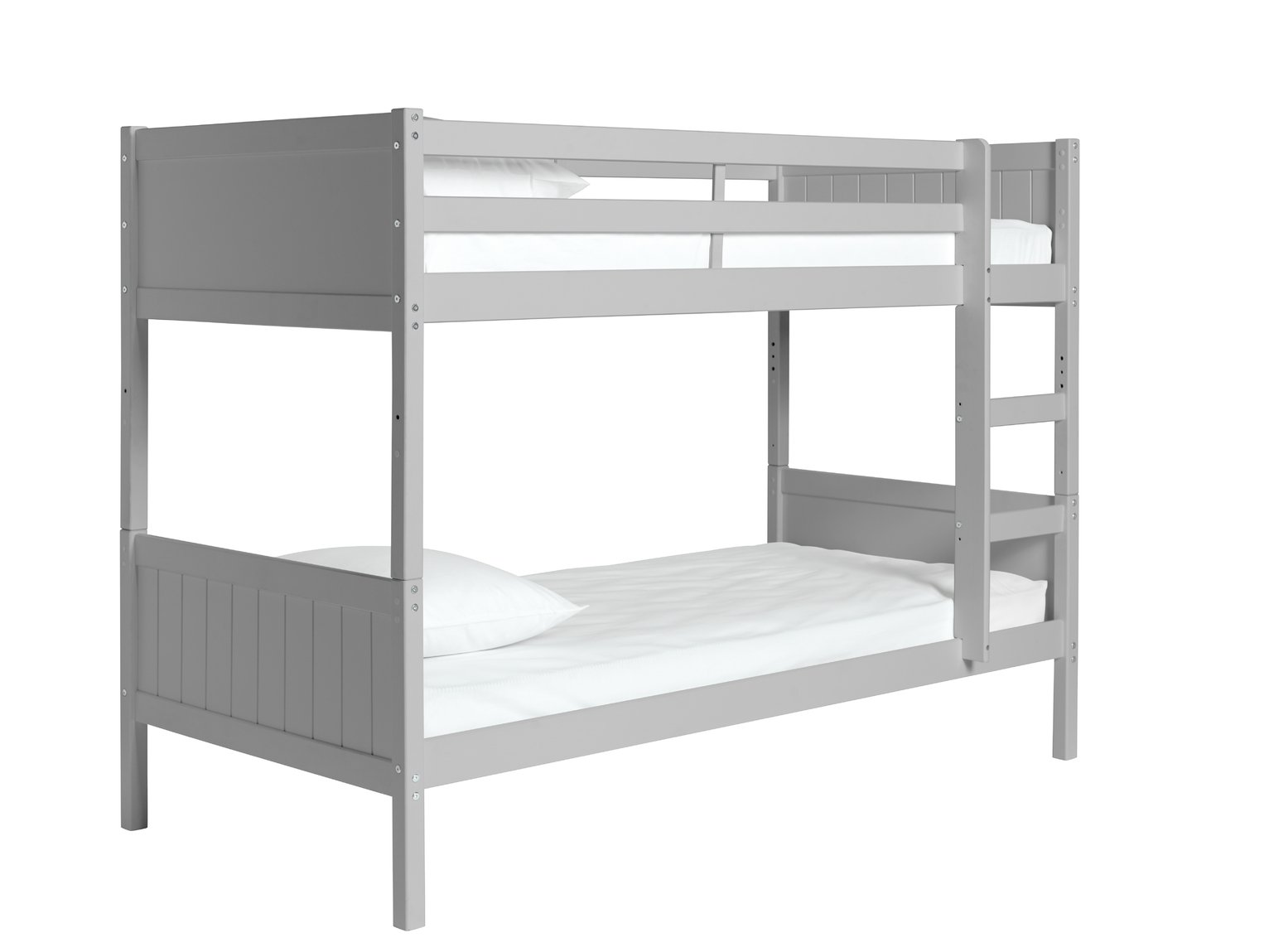 Argos Home Detachable Grey Bunk Bed Frame
