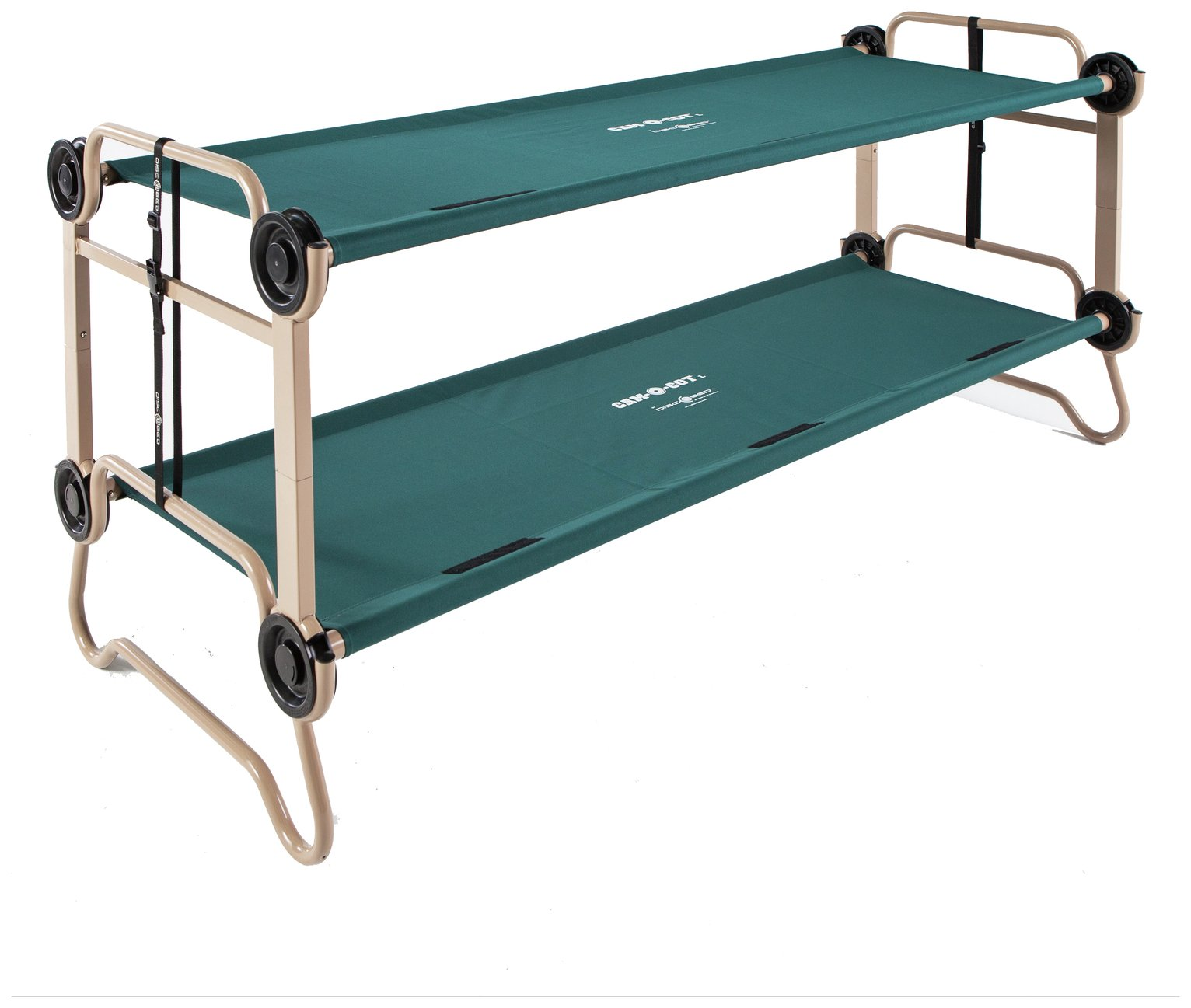 Image of Disc-O-Bed Mobile Bunk Bed - Large