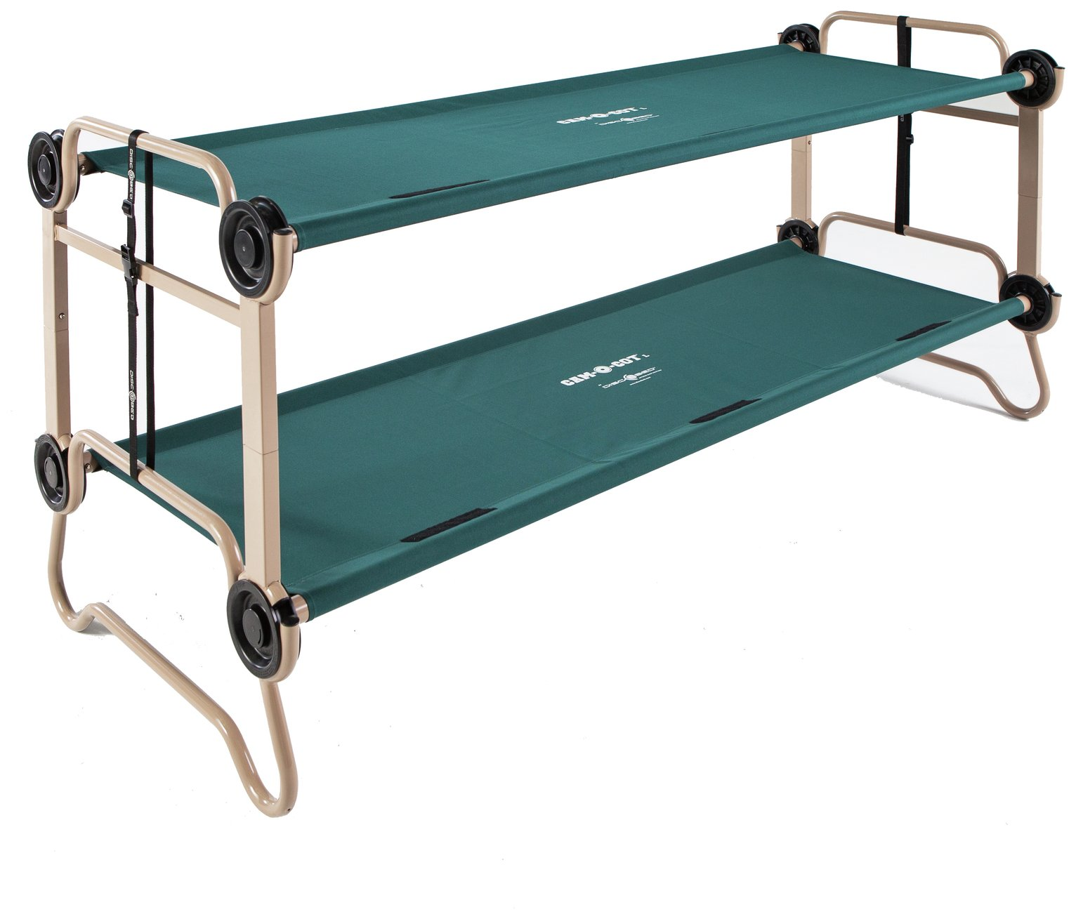 Image of Disc-O-Bed Mobile Bunk Bed - X Large