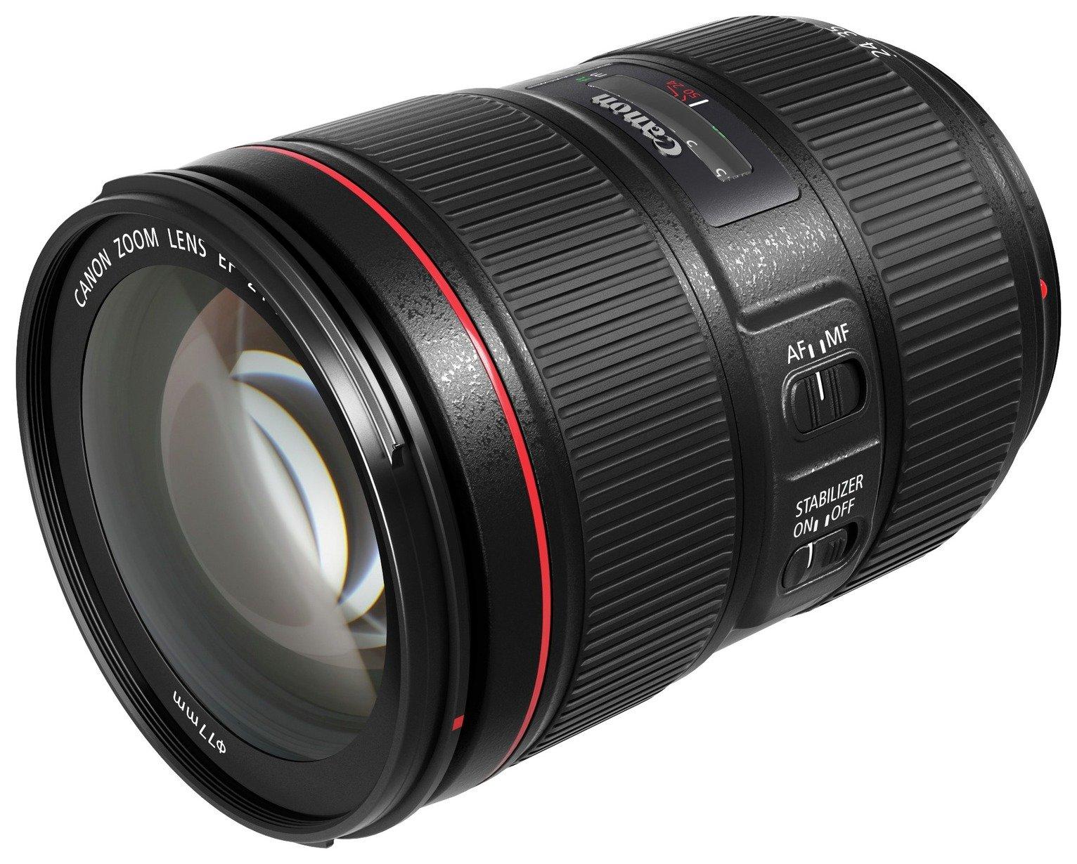 Canon 24-105mm EF/ EF-s Lens