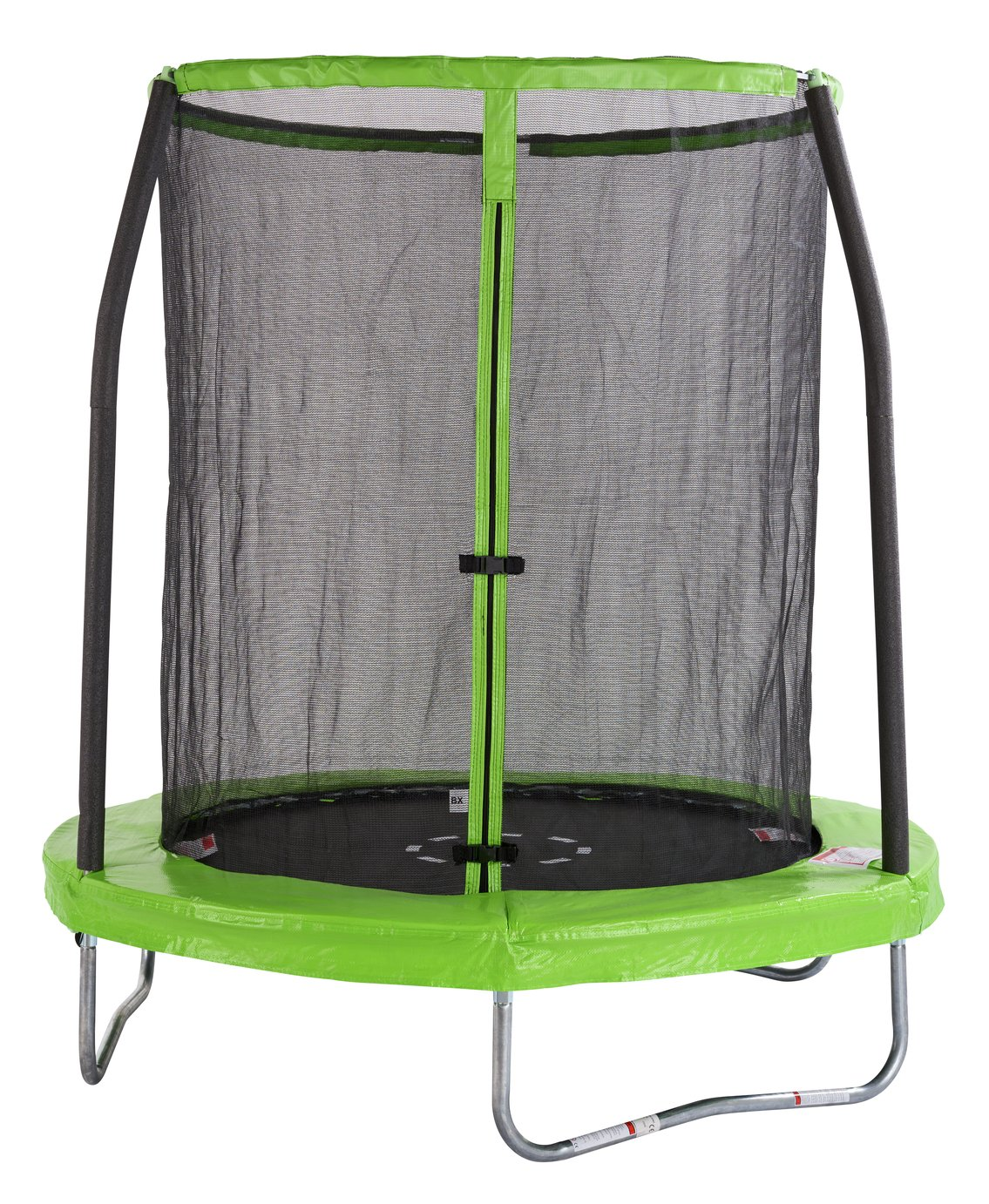 Chad Valley 6ft Trampoline with Folding Enclosure