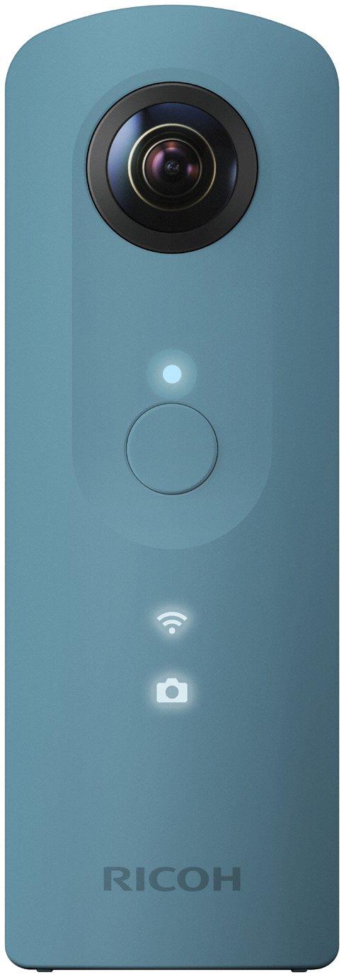 Ricoh Theta SC 360 Action Camera - Blue