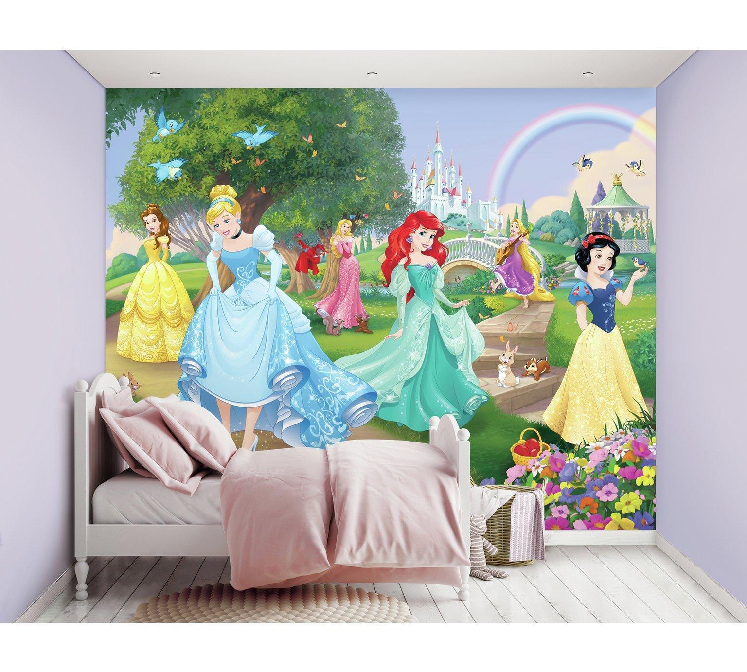 Walltastic Disney Princess Mural