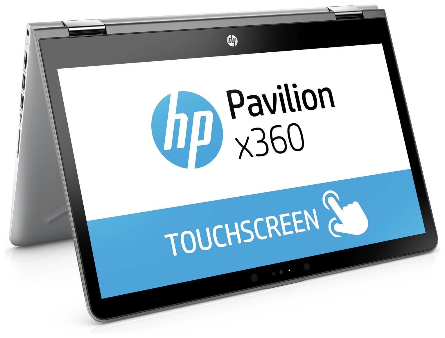 HP HP Pavilion Pro 14 IN i5 8GB 128GB Convertible 2-in-1 Laptop