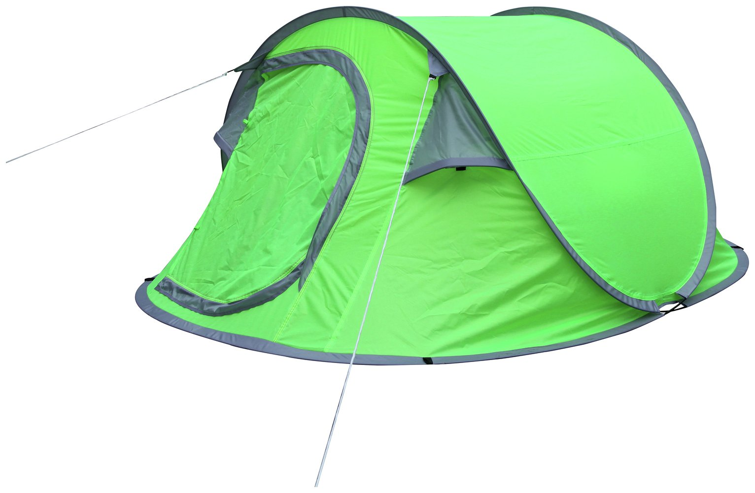 3 Man 1 Room Pop Up Dome Camping Tent