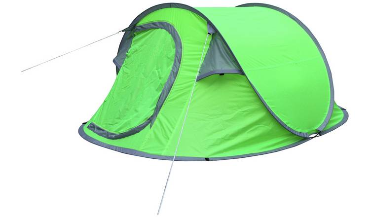 sports shoes ac425 0355c Buy 3 Man 1 Room Pop Up Dome Camping Tent | Tents | Argos