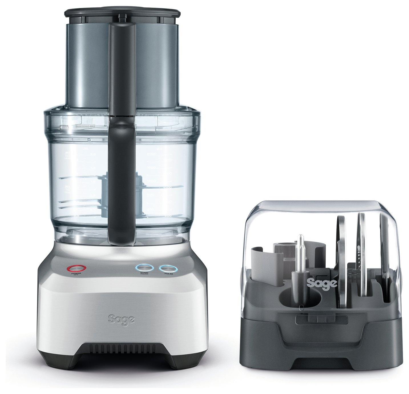 Sage The Kitchen Wizz Pro Food Processor