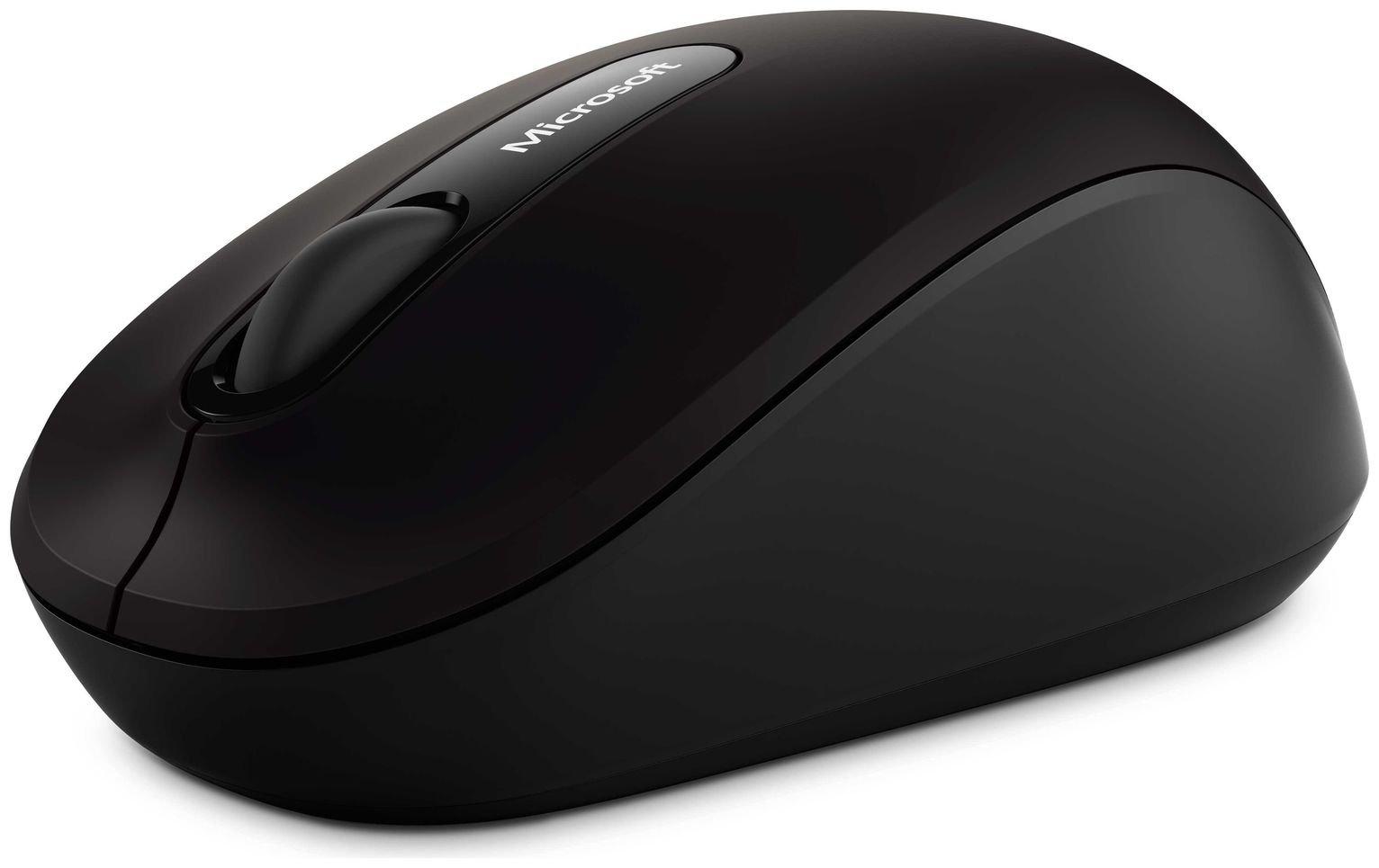 Microsoft 3600 Bluetooth Mouse - Black