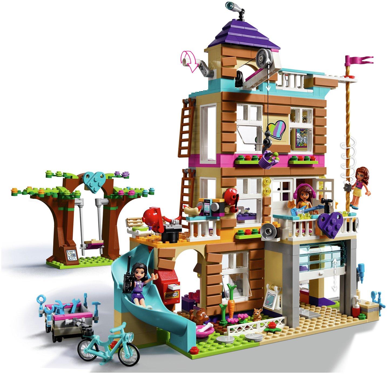LEGO Friends Heartlake Friendship House Building Set Reviews