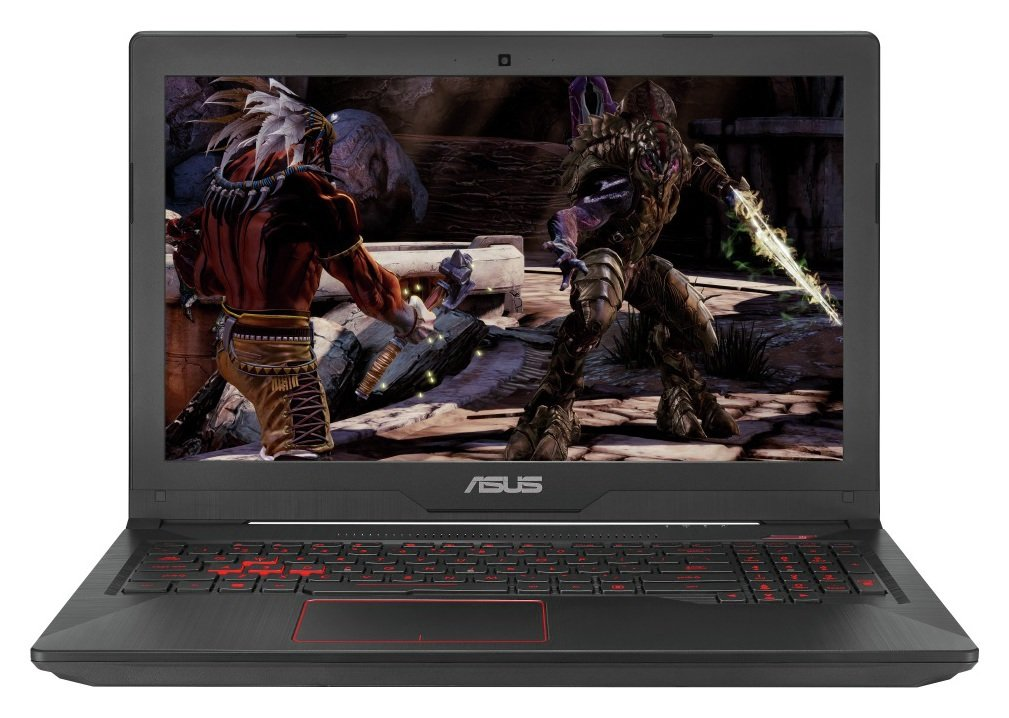 Image of ASUS FX503 15.6 Inch i5 8GB 1TB GTX1050 Gaming Laptop