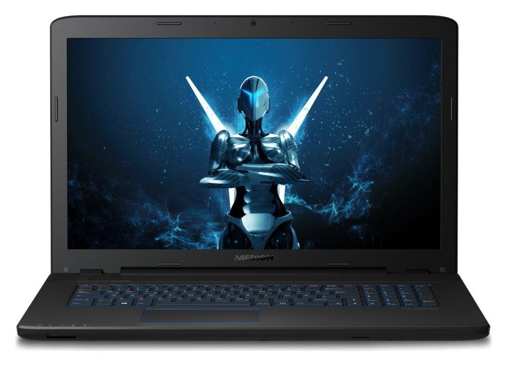 Medion Medion Erazer P7651 17.3 In i5 8GB 128GB 1TB GTX1050 Laptop