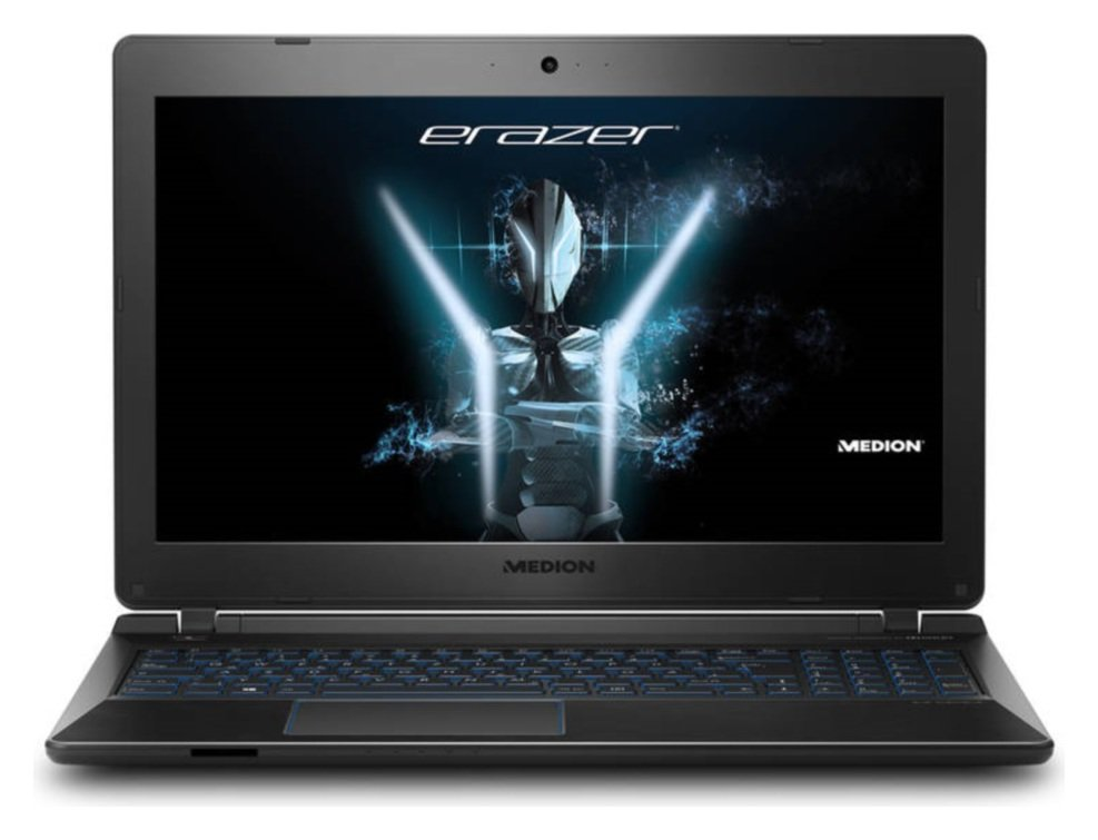 Medion Medion Erazer P6689 15.6 In i7 8GB 128GB 1TB GTX1050 Laptop
