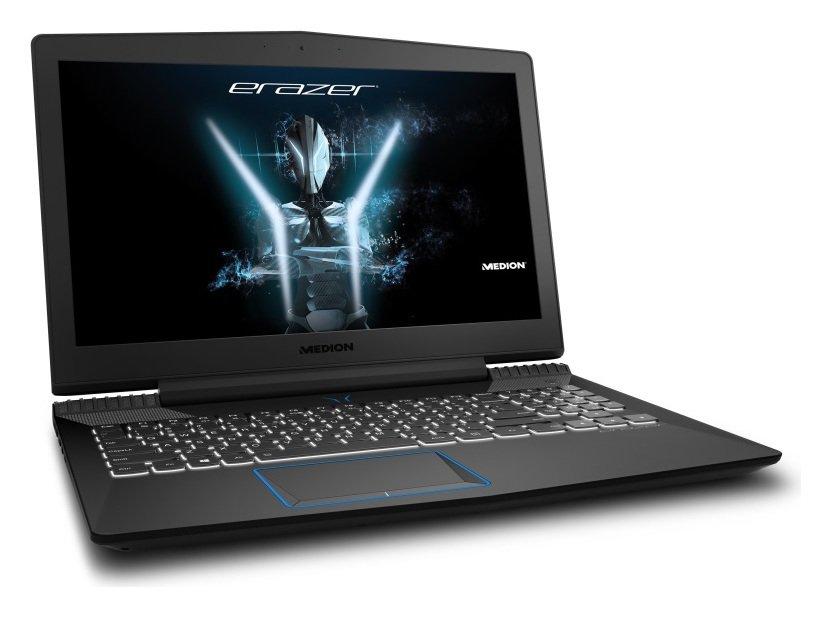 Medion Erazer X6603 15.6 Inch i7 8GB 1TB GTX1050Ti Laptop
