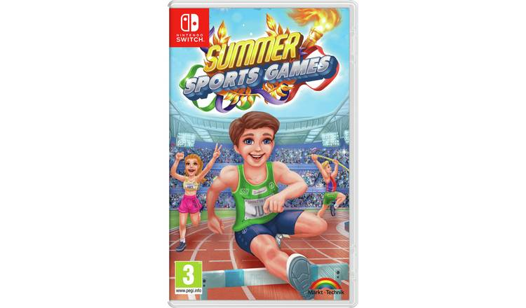 Summer Sports Games Nintendo Switch Game