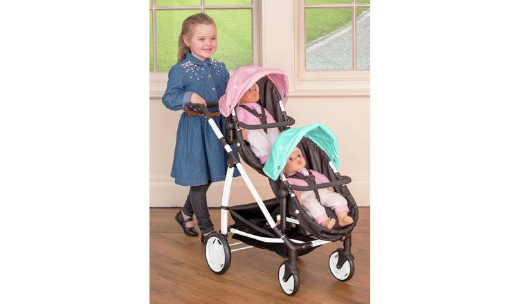 Joie Junior Evalite Toy Twin Pushchair