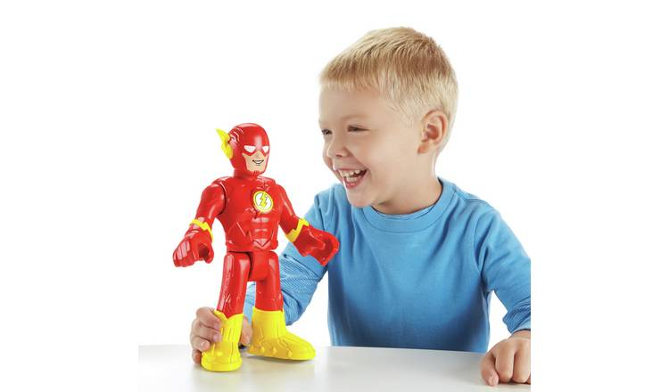 Imaginext DC Super Friends The Flash XL 10 Inch Figure