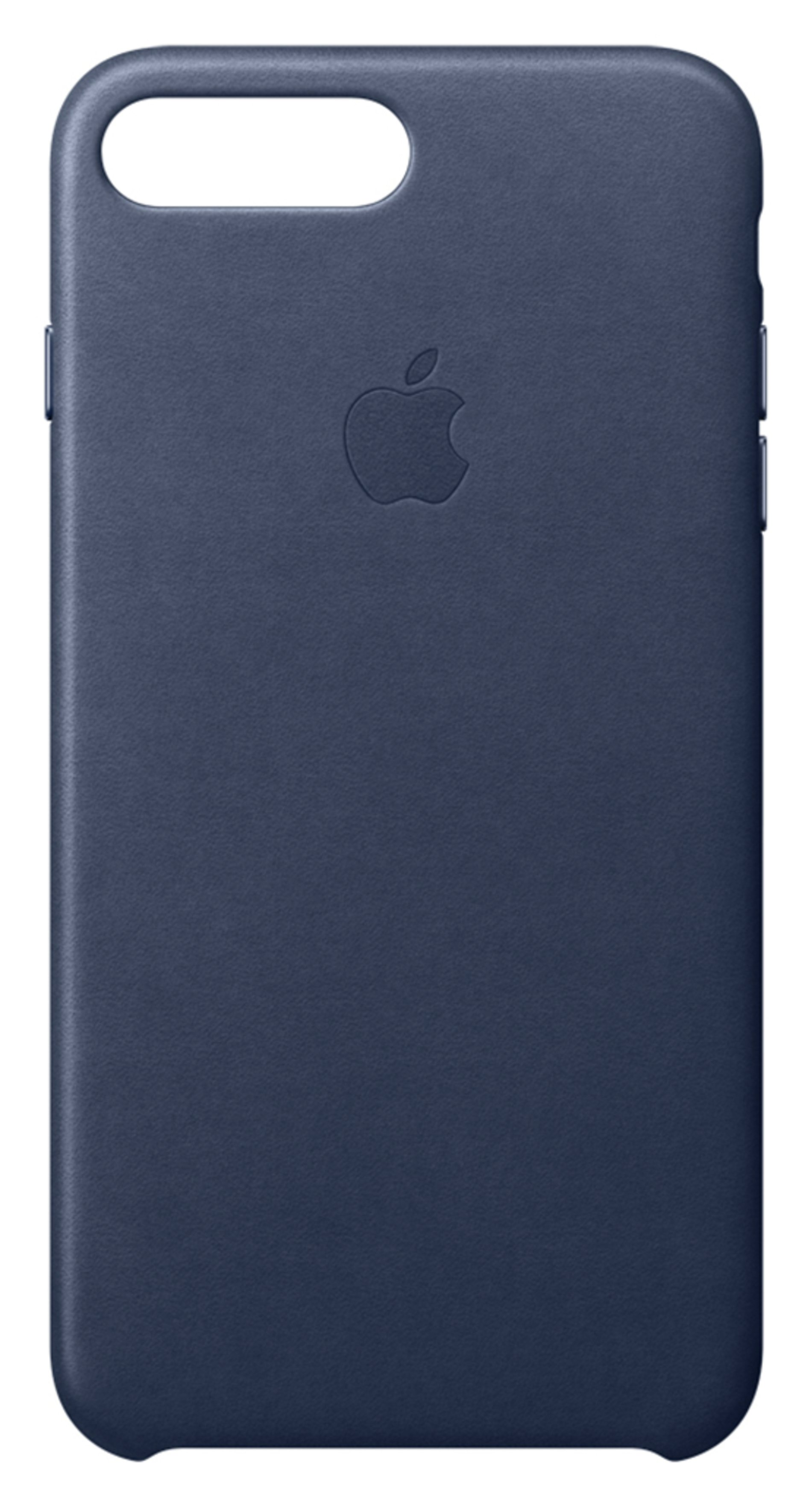 Apple iPhone 8+/ 7+ Leather Case - Midnight Blue