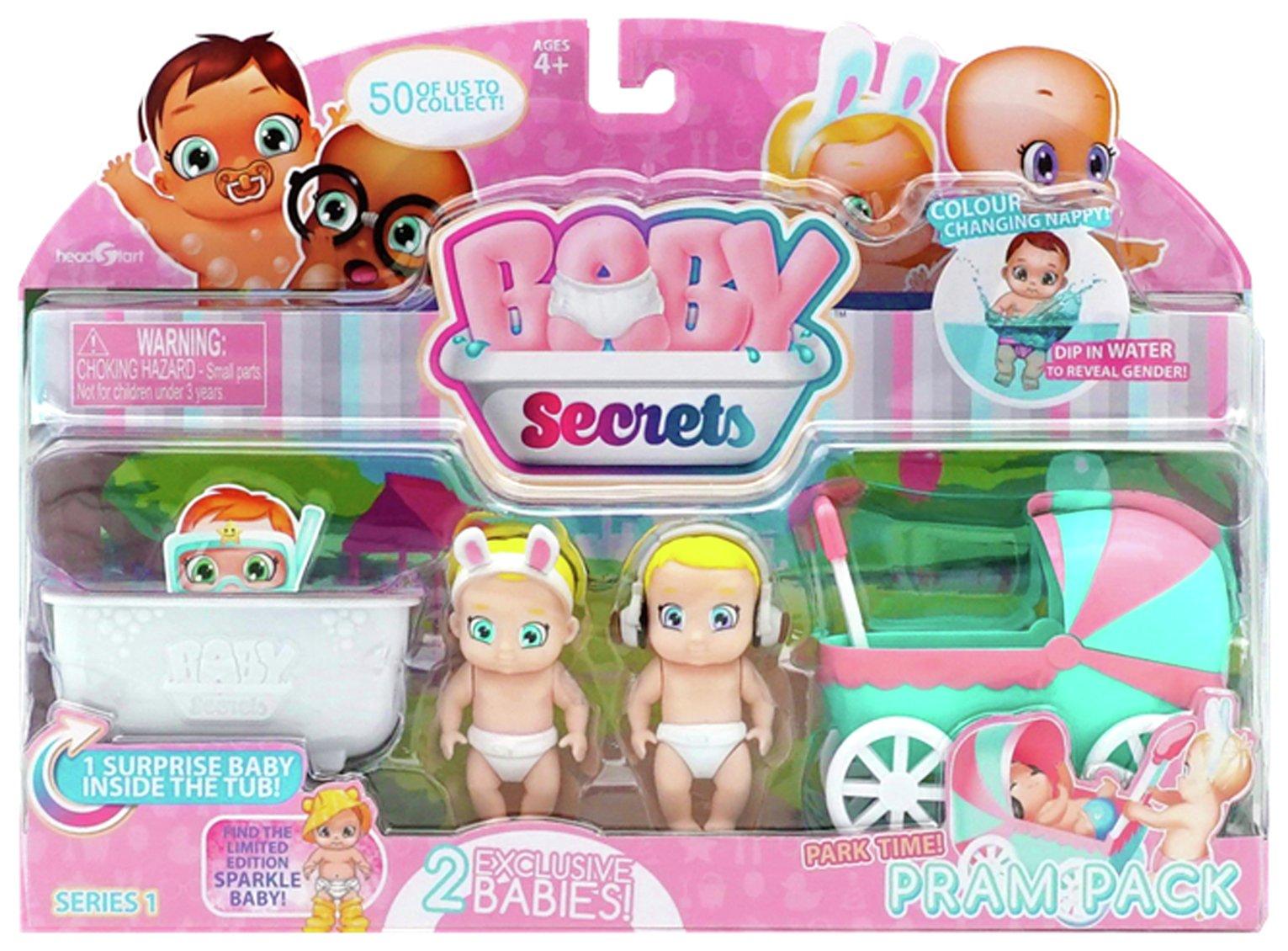 """Résultat de recherche d'images pour """"baby secret pram pack"""""""