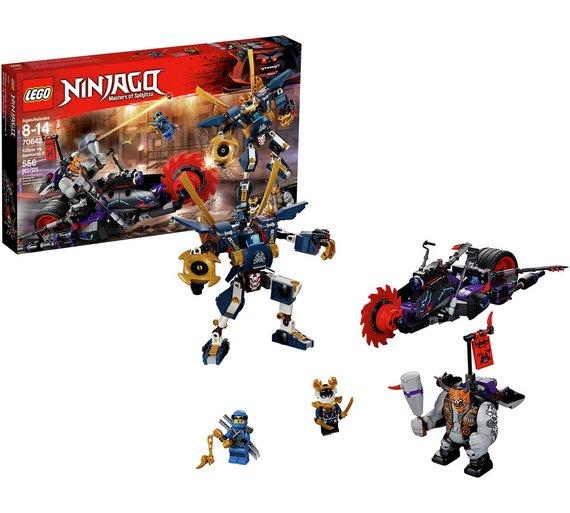 Buy lego ninjago killow vs samurai x 70642 at - Ninjago vs ninjago ...