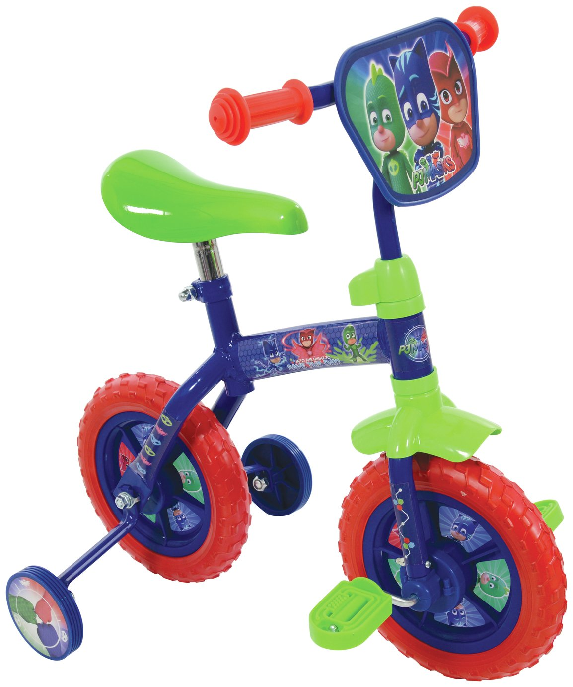 PJ Masks 2 in 1 Kids Training Bike