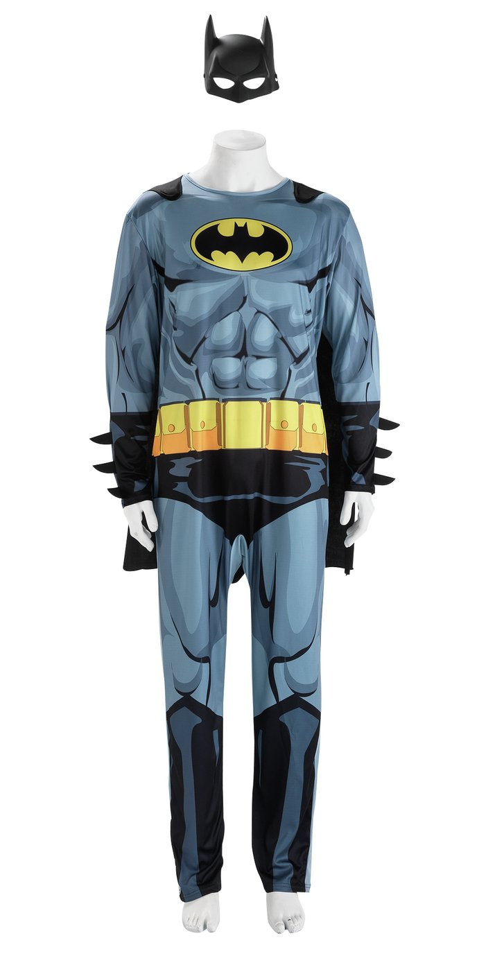 DC Batman Fancy Dress Costume - Large/Extra Large