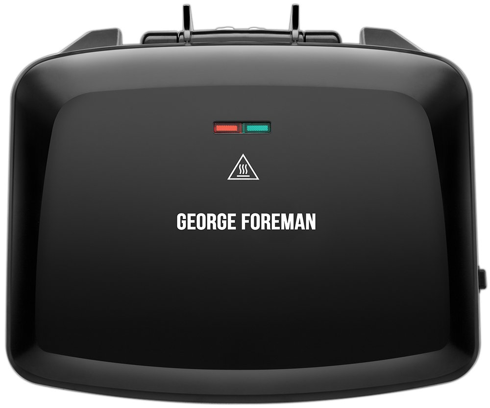 George Foreman 24330 Family 5 Portion Health Grill