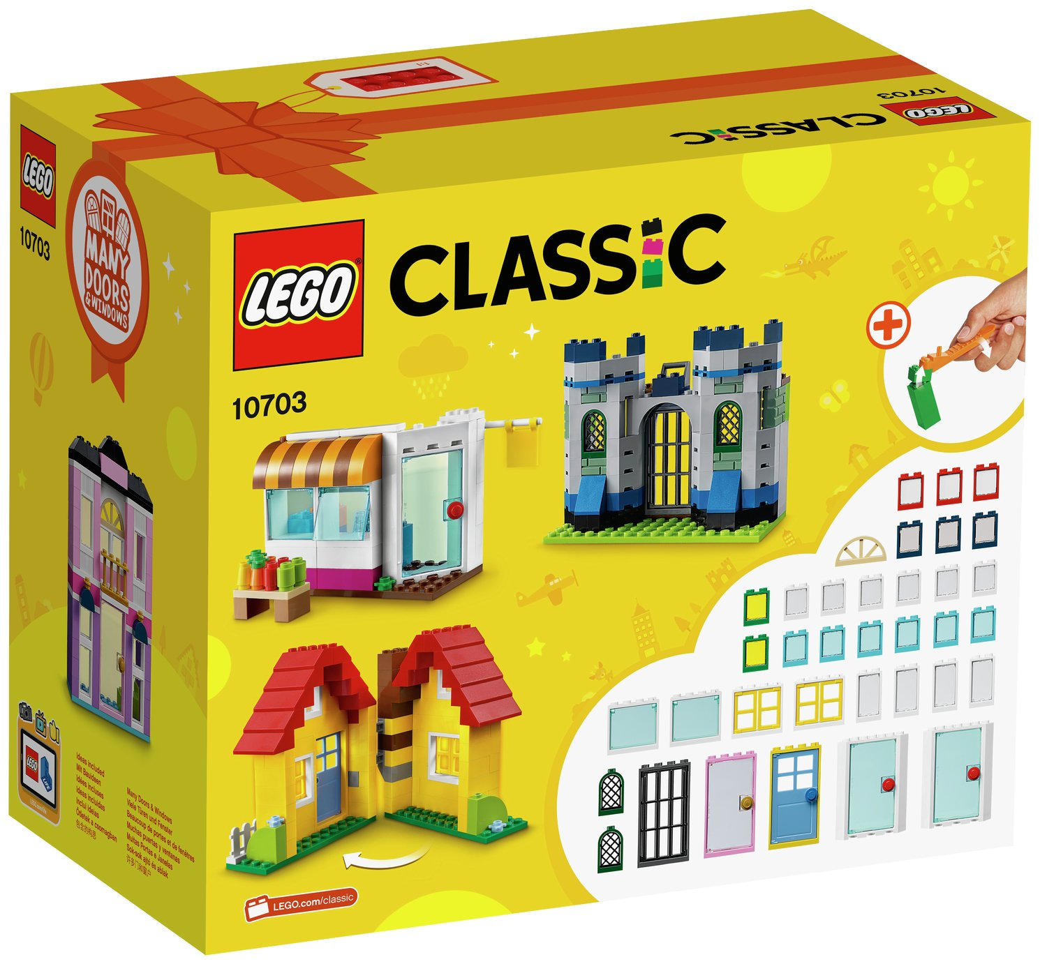 Buy LEGO Classic Creative Builder Box - 10703 | LEGO | Argos