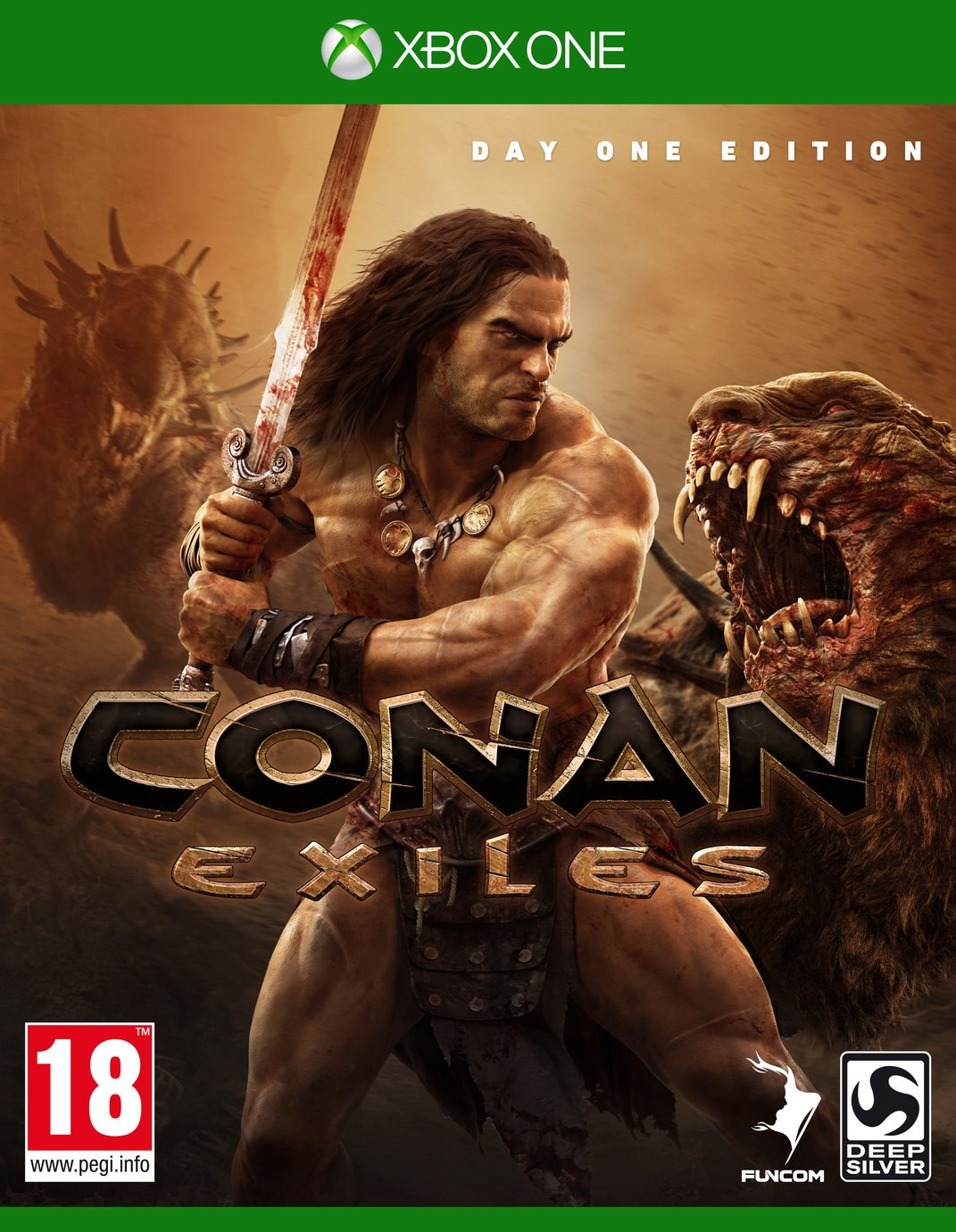 Image of Conan Exiles Day 1 Edition Xbox One Pre-Order Game