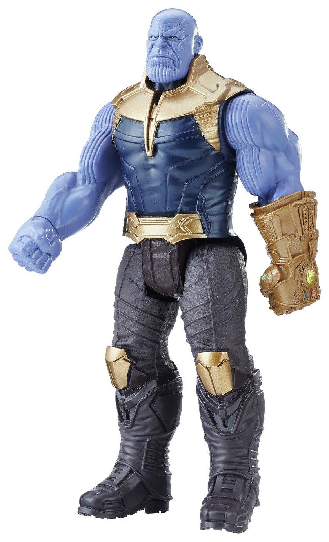 Marvel Infinity War Thanos with Titan Hero Power FX Port