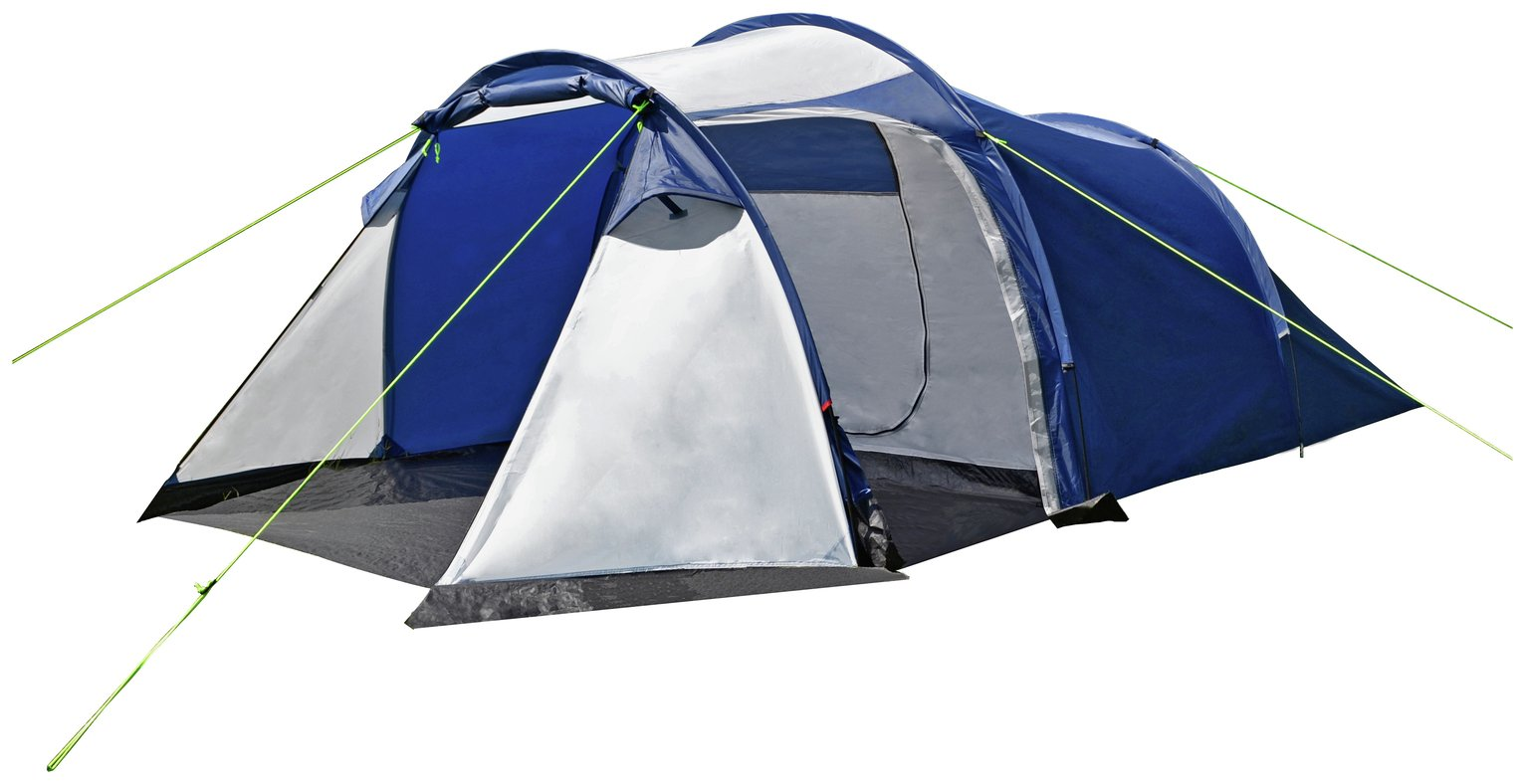 Trespass 4 Man 1 Room Tent