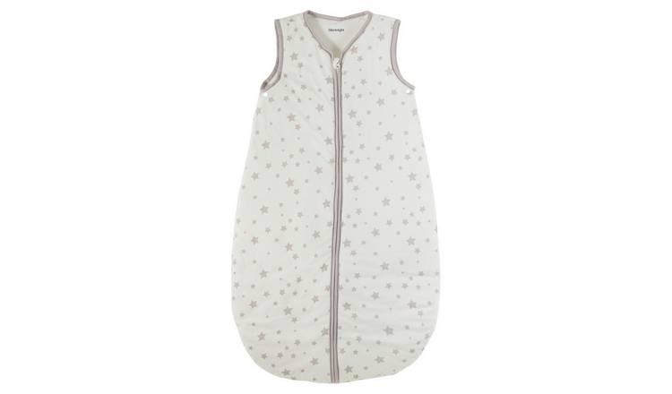 the latest 6b6be 12371 Buy Silentnight Baby Sleeping Bag - Grey Stars | Baby sleeping bags | Argos