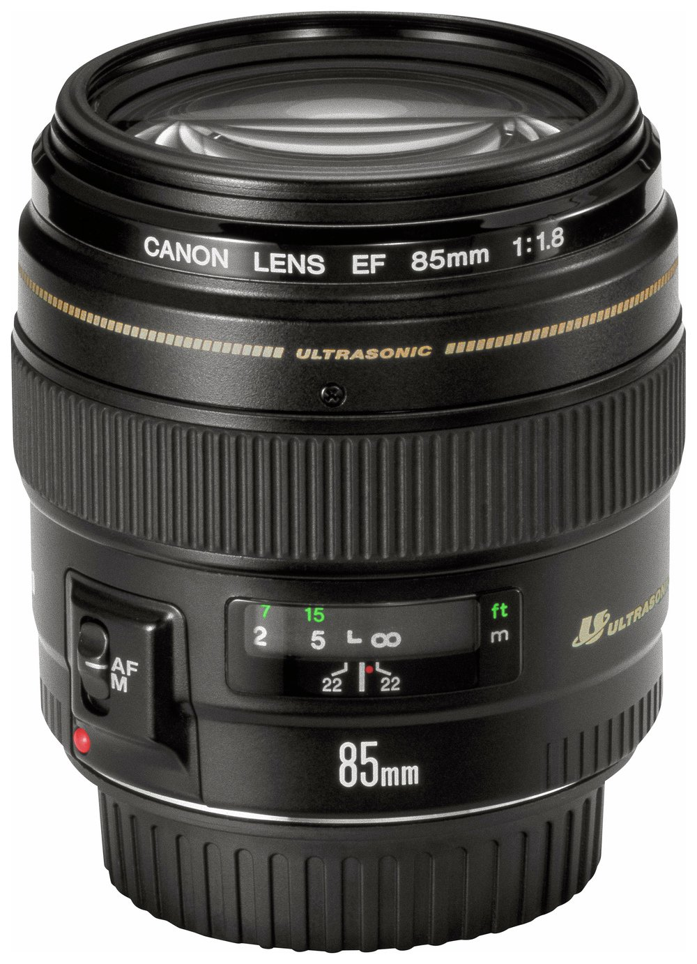 Image of Canon 85mm EF/ EF-s Lens