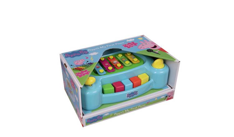 Peppa Pig Peppa's Piano Playset