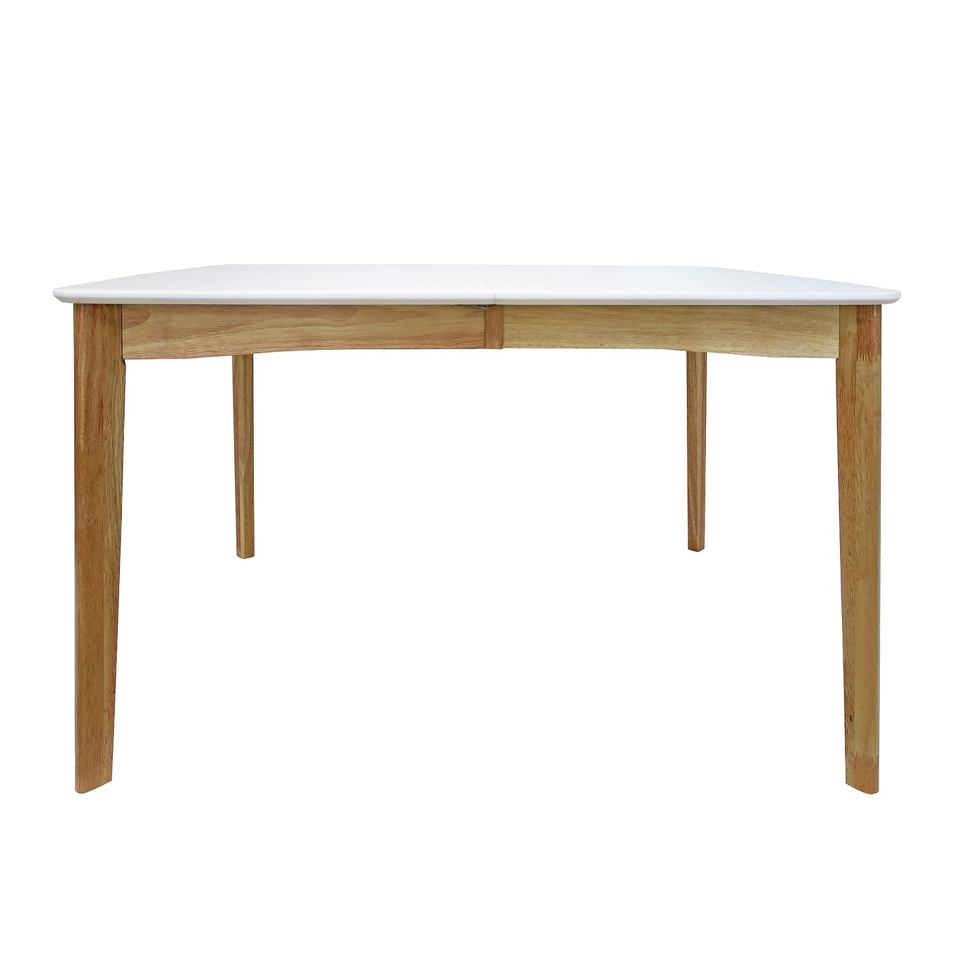 Thisted 6 - 8 Seater Extending Solid Wood Dining Table