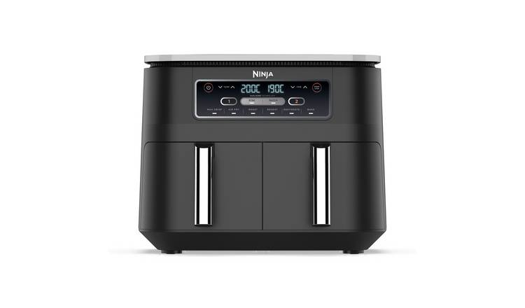 Ninja 7.6L Foodi Dual Zone Air Fryer and Dehydrator AF300UK