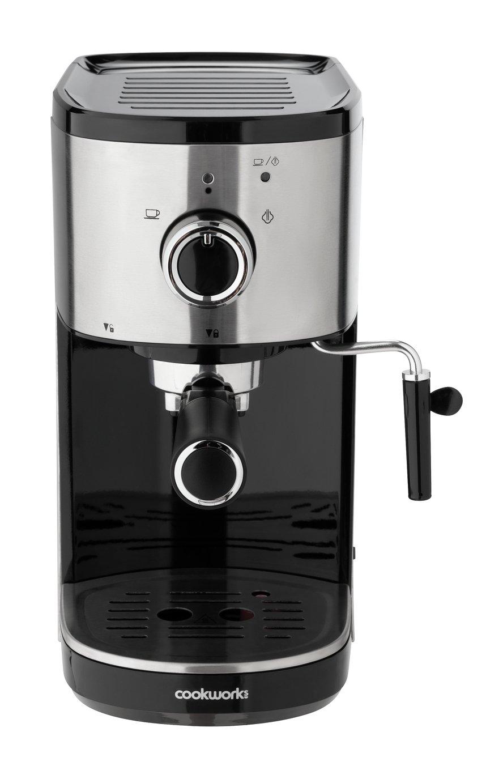Cookworks Espresso Coffee Machine Bundle