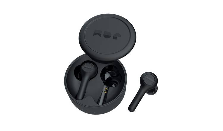 JAM Exec In-Ear True Wireless Earbuds - Black