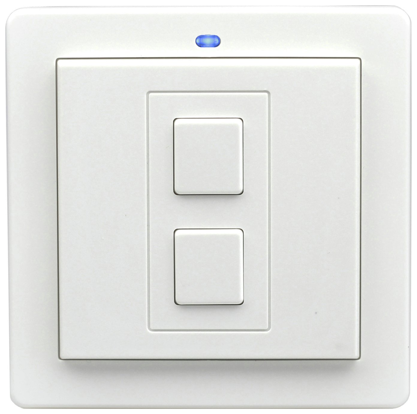Lightwave RF 1 Gang Switch - White