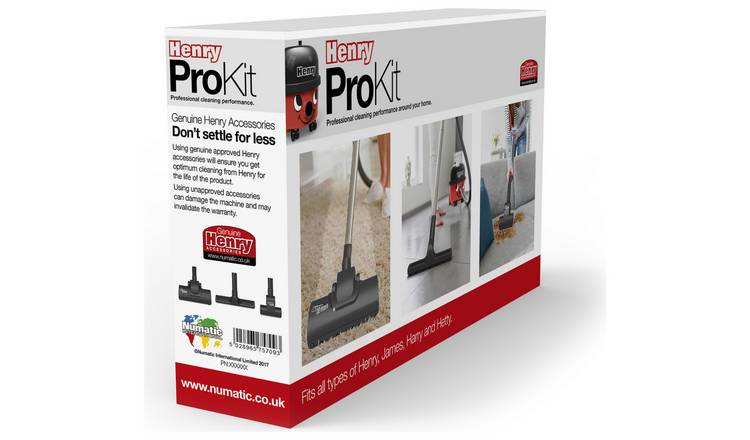 Henry Pro Cleaning Kit